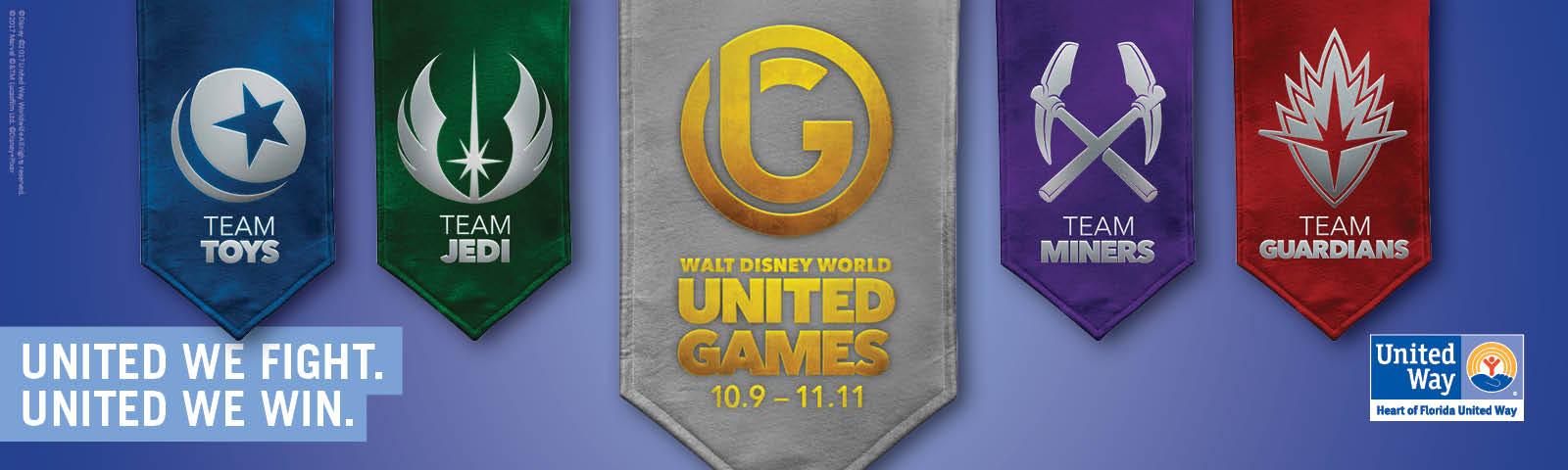 Walt Disney World Header
